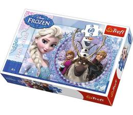 Trefl Frozen Przyjaciele z Krainy Lodu (17275 )
