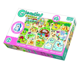 Trefl Gigantic ZOO  (90756)