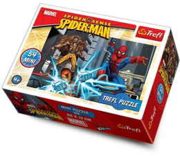 Trefl Mini Puzzle Spiderman 19373 (19373)