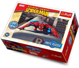 Trefl Mini Puzzle Spiderman 19374 (19374)