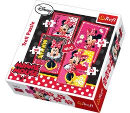 Trefl Piękna Minnie  (34119)