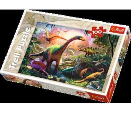 Trefl Świat dinozaurów  (16277)