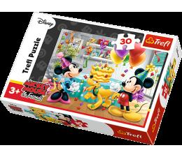 Trefl Tort urodzinowy Postaci Disney (18211)