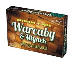 Trefl Warcaby Młynek Deluxe (GR-7247 1681)