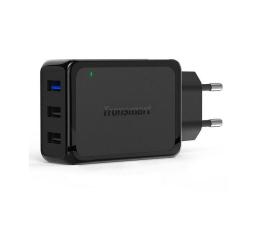 Tronsmart Ładowarka sieciowa 3 x USB 42W Quick Charge 3.0 (W3PTA)