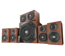 Trust 5.1 Vigor Surround Speaker System  (21786)