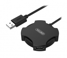 Unitek HUB 4 x USB 2.0 (Y-2178)
