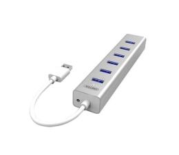 Unitek HUB 7 x USB 3.0 z zasilaczem (Y-3090)