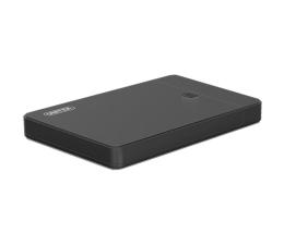 """Unitek Obudowa do dysku 2.5"""" (USB 3.0, 6G, UASP, czarny) (Y-3257)"""