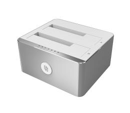 """Unitek Stacja na 2x dysk 2.5""""/3.5"""" (USB-C, klonowanie)  (Y-3027)"""
