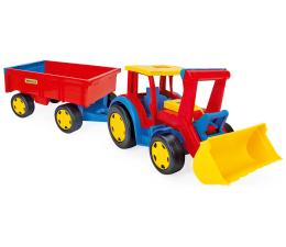 Wader Gigant Traktor ładowarka z przyczepą (66300)