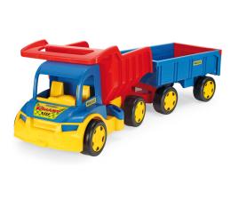 Wader Gigant Truck Wywrotka z przyczepą (65100)