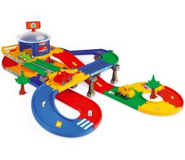 Wader Kid Cars 3d - Garaż z trasą 5,5 m (53130)