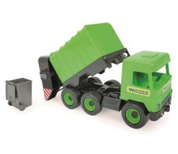 Wader Middle Truck śmieciarka zielona (32103)