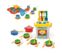 Wader Party World - Kuchnia z akcesoriami i zastawa (24140 24040)
