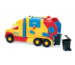 Wader Super Truck - Krótka śmieciarka (36580)