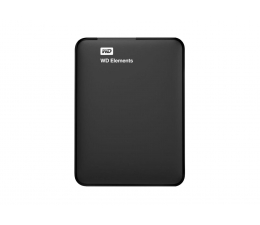 WD Elements Portable 1TB czarny USB 3.0  (WDBUZG0010BBK-WESN)