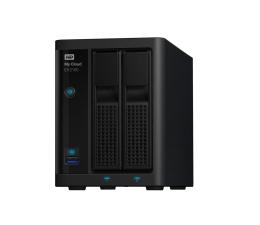 WD My Cloud EX2100 (bez dysków) (WDBWAZ0000NBK-EESN)
