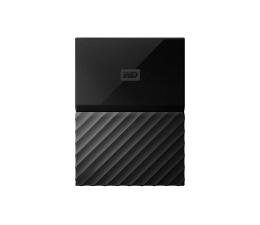 WD My Passport 4TB czarny USB 3.0 (WDBYFT0040BBK-WESN)