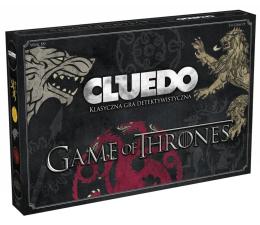 Winning Moves Cluedo Gra o Tron (5036905000604)