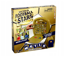 Winning Moves Match World Football Stars (5036905032209)