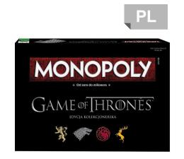 Winning Moves Monopoly Gra o tron (5036905025010)