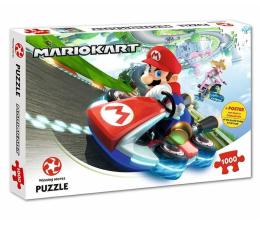 Winning Moves Puzzle 1000 el. Super Mario Funracer  (5036905029483)