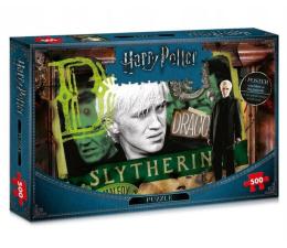 Winning Moves Puzzle 500 el. Harry Potter Slytherin (4035576011156)