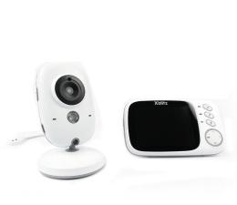 Xblitz Kinder Niania Elektroniczna Z Kamerą (Kołysanki Czujnik Światła i Temperatury)