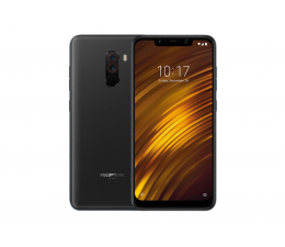 Xiaomi Pocophone F1 6/128 GB Graphite Black