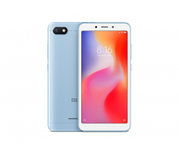 Xiaomi Redmi 6A 16GB Dual SIM LTE Blue
