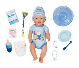 Zapf Creation BABY Born Lalka interaktywna chłopiec (4001167822012)