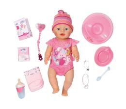 Zapf Creation BABY born Lalka interaktywna dziewczynka (4001167822005)