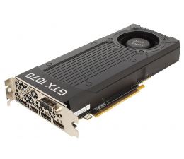 Zotac GeForce GTX 1070 BLOWER 8GB GDDR5 BULK (ZT-P10700J-10B)