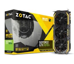 Zotac GeForce GTX 1070 Ti AMP EXTREME 8GB GDDR5  (ZT-P10710B-10P)