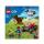 Klocki LEGO® LEGO City 60300 Quad ratowników dzikich zwierząt