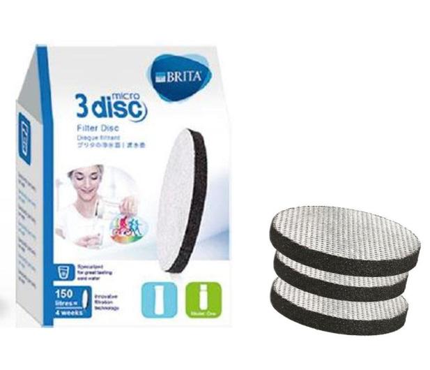 Brita Universal MicroDisc Fill & Go dysk wymienny 3 szt. - 300814 - zdjęcie
