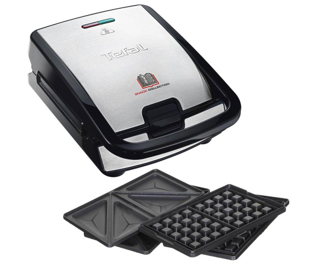 Tefal Snack Collection + Panini/Grill - 456160 - zdjęcie 2