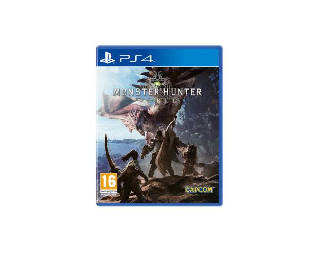 CENEGA Monster Hunter: World - 386777 - zdjęcie