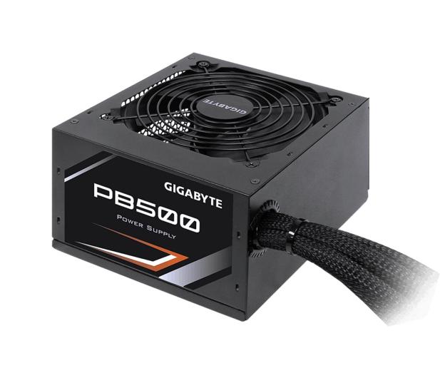 Gigabyte PB500 500W 80 PLUS Bronze - 385243 - zdjęcie
