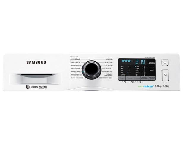 Samsung WD70J5410AW - 387254 - zdjęcie 6