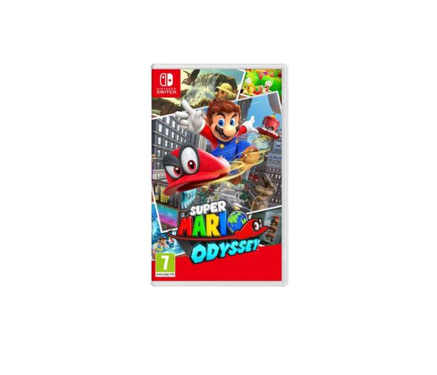 Nintendo Super Mario Odyssey - 387290 - zdjęcie