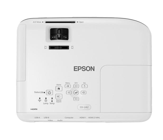 Epson EB-U42 3LCD - 387176 - zdjęcie 4