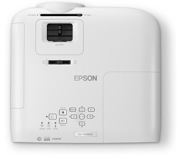 Epson EH-TW5650 3LCD - 387151 - zdjęcie 5