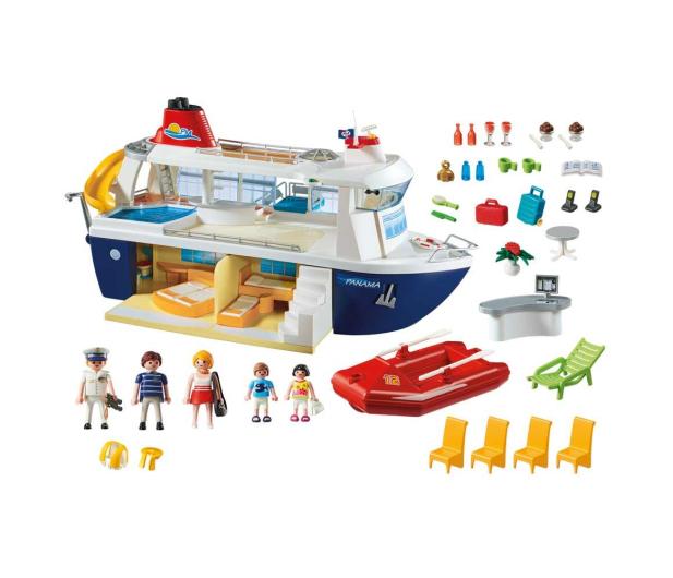 PLAYMOBIL Statek wycieczkowy - 388683 - zdjęcie 3