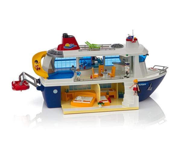 PLAYMOBIL Statek wycieczkowy - 388683 - zdjęcie 5