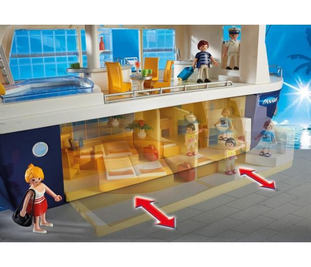 PLAYMOBIL Statek wycieczkowy - 388683 - zdjęcie 6