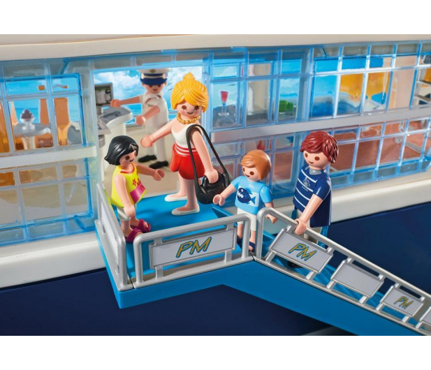 PLAYMOBIL Statek wycieczkowy - 388683 - zdjęcie 7