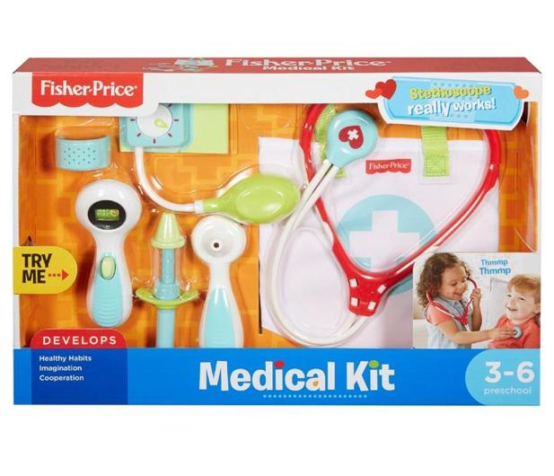 Fisher-Price Mały doktor - 390413 - zdjęcie 2