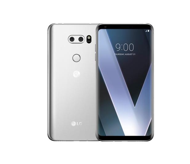 LG V30 srebrny  - 385006 - zdjęcie 1